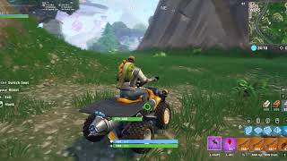 Fortnite he glitchi :-)