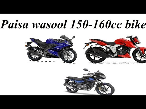 Most Value For Money 150-160cc Bikes In India. Paisa Wasool Bikes.