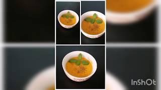 Томатный крем -суп с базиликом!Вкусно и горячим и холодным! Простой ,но изысканный рецепт!