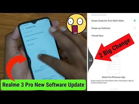 Realme 3 Pro New Software Update   2 Big Change