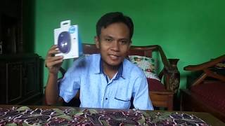 Review Singkat Mouse Wireless Microsoft 1850 - Ungu