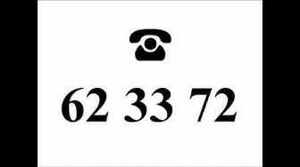 Learn French Online: numéro de téléphone