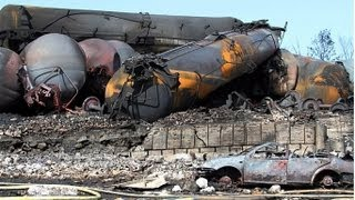 Railway engineer may not properly pulled brakes in Lac-Megantic train crash