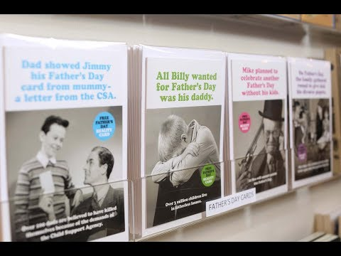 "F4J launch Father's Day ""Reality Cards"""