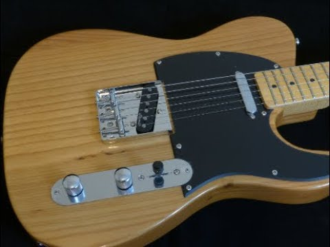 Harley Benton TE52 Guitar Review (Telecaster Copy)