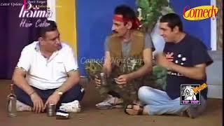 Zafri Khan | Nasir Chinyoti | Khushboo | Amanat Chan | Iftikhar Thakur | Non Stop Comedy