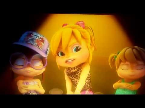 """The Chipettes """"Life Ain't Easy"""" feat. Alvin🎸"""