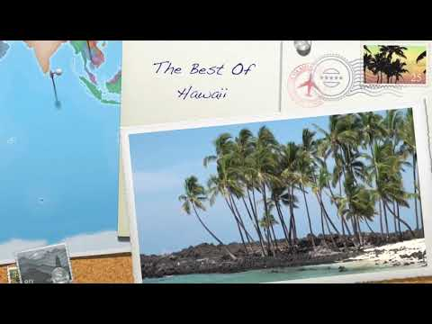 Hawaii Kauai Oahu Big Islands Tour travel guide
