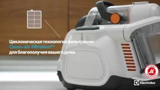 Пылесос Electrolux из серии Silent Performer Cyclonic(, 2016-05-11T07:54:01.000Z)