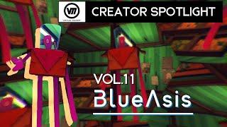"""【Vket】CreatorSpotlight Vol.11 """"BlueAsis"""""""