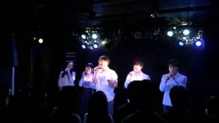 2014/5/25 flat#4 at SHIBUYA RICK 立教大学アカペラサークルえどむらさ...