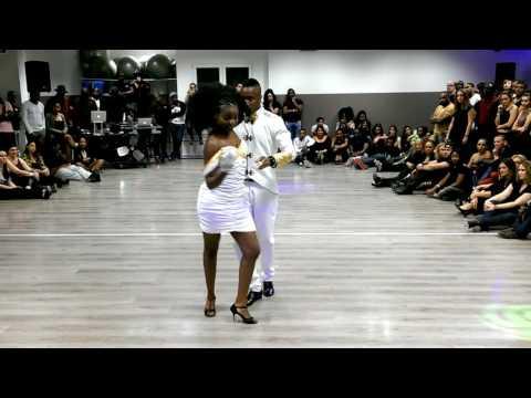 Markinson & Cherry - Improvisation Semba [ Certeza Finale 2016 ]