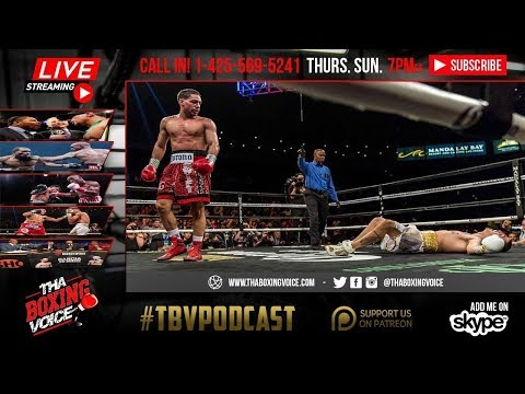 Ken Porter LIVE to Talk Errol Spence Jr & Keith Thurman-Says Industry Protecting Spence👀