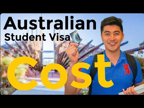 Australian Student Visa Cost | Application Fee | Show Money | Tuition Fee | Work | Cost Of Living