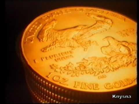 1989 - American Eagle Gold Bullion Coins