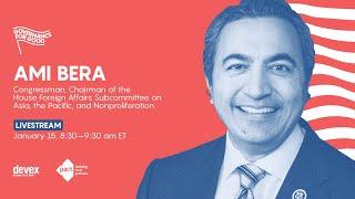 Governance For Good: A conversation with Congressman Ami Bera