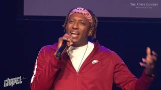 Lecrae- There's No Triumph without Trial