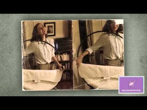 Кожаный рюкзак женский черный - YouTube