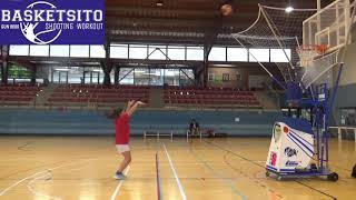Videoclip LUISA ALBERDI 18/02/2018 - Shooting Workout GUN 8000