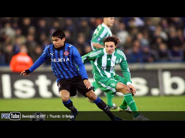 2008-2009 - UEFA-Cup - 04. Groep G Match 2 - Club Brugge - AS Saint-Etienne 1-1