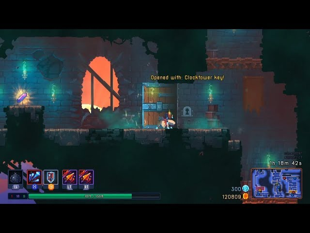 Dead Cells Mega Guide All Keys Runes Locations Unlimited Gold