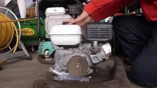Honda GX-120 (GX120) работа бензинового двигателя(, 2017-12-21T00:55:39.000Z)