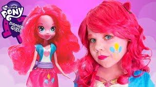 КОСПЛЕЙ ПИНКИ ПАЙ! 🎈 My Little Pony: макияж, костюм и парик в стиле Девочки из Эквестрии