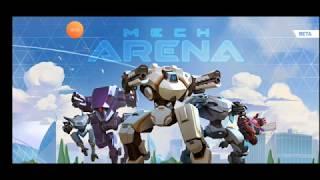 Mech Arena/ онлайн игра/  Бои роботов