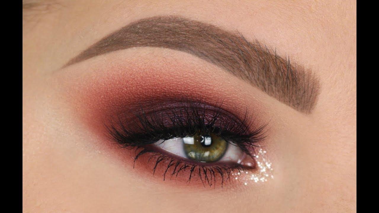 smokey eye tutorial for small step by step/ simple eye ...