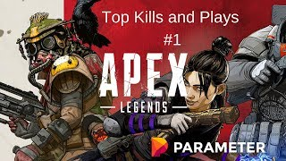 Apex Legends best kills compilation #1