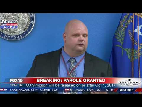 WATCH: Nevada Parole Board Commissioners Speak After OJ Simp