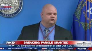 WATCH: Nevada Parole Board Commissioners Speak After OJ Simpson Hearing (FNN)
