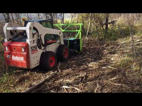 BrushStar Forestry/Brush Mulcher