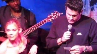 Brenna Whitaker & John Mayer *** Live at Vibrato Jazz Grill 03.01.16 MP3