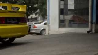 Mitsubishi Lancer GLXi Convert to Evolution III GSR - A Sweet Miscommunication