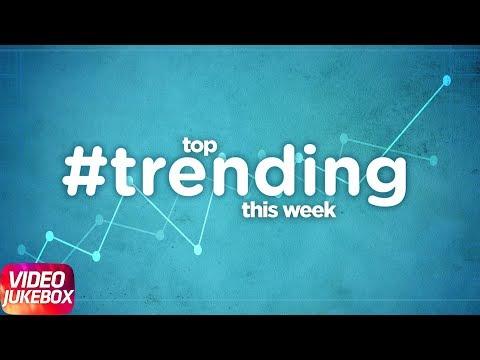 Top Trending Videos This Week   Video Jukebox   Akhil   Jazzy B   Harsimran   Speed Records