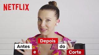 Millie Bobby Brown conta como foi gravar as cenas de luta em Enola Holmes | Netflix Brasil