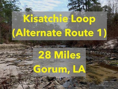 Little Kisatchie Loop - Trails in Louisiana Near Alexandria