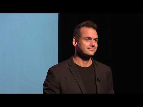 The choice is yours. | Chris Baldwin | TEDxUniversiteitVanAmsterdam