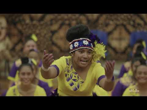 Polyfest 2020: McAuley High School - Samoan Group