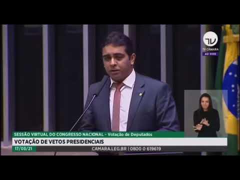 Fernando Rodolfo - Discurso em Plenário pela derrubada do Veto do rateio dos precatórios do FUNDEF