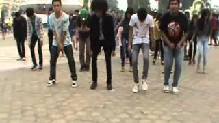 fmsb crew oppa gangnam style dance cover iii martapura cbs wmv