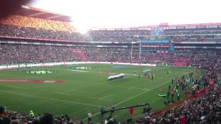 SA Anthem Nkosi Sikelel (SA vs Ireland in Johannesburg 18 June 2016)