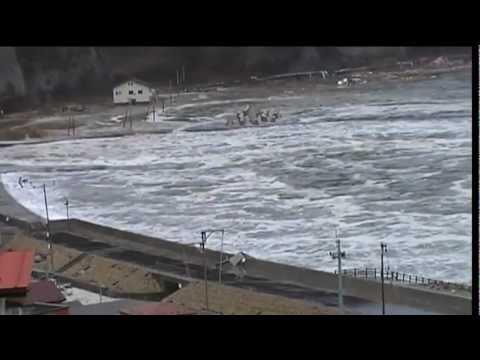 2011 Japan Tsunami: Kuji [stabilized with Deshaker]