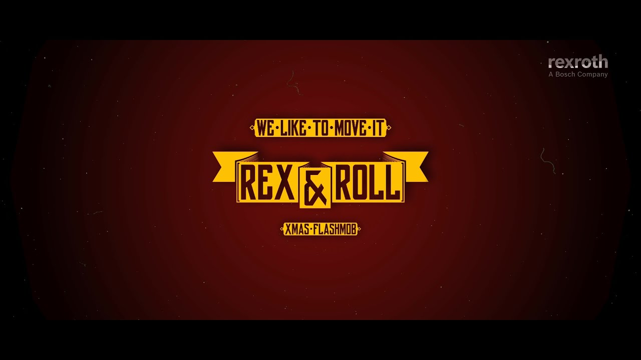 Rex & Roll - We like to move it (Xmas Flashmob) - Extended Version