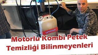 Türkiye'de İlk Motorlu Petek Temizliği Tüm Detaylarıyla! İlaçlı ve İlaçsız Petek Temizliği Nedir'