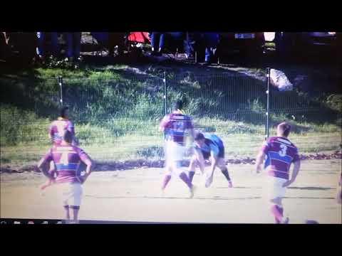 Duan Dippenaar Rugby Footage