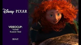 Disney Pixar España | Brave (Indomable): Videoclip Russian Red