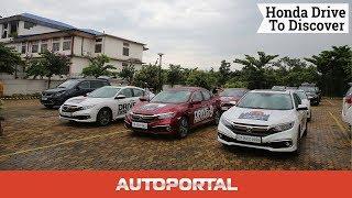 Honda Drive to Discover - Northeast India - Autoportal