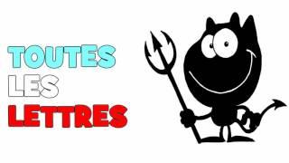 Lagu abjad Perancis